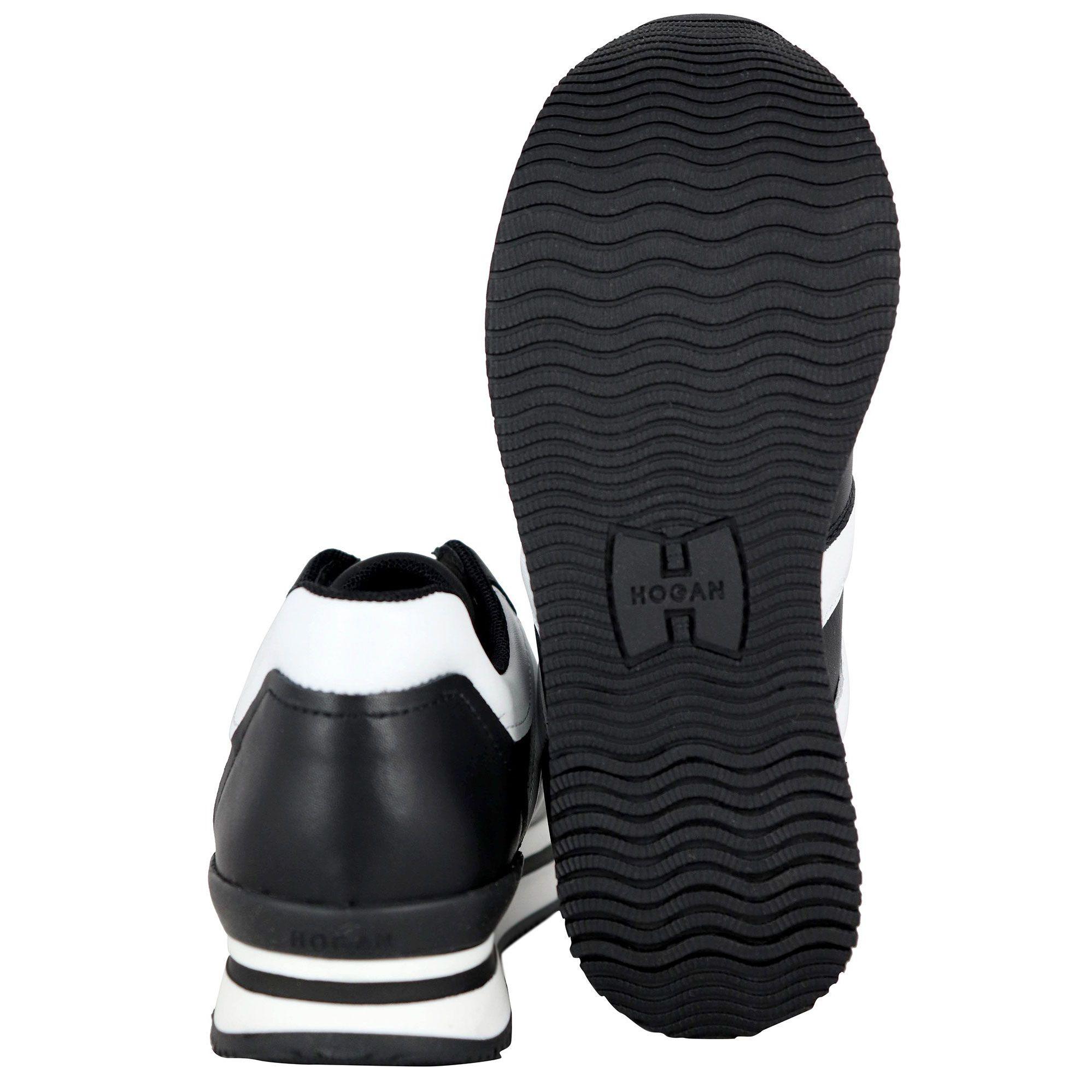 Hogan Sport Bambina HXC2220T548FH5 Nero Sneaker Inverno