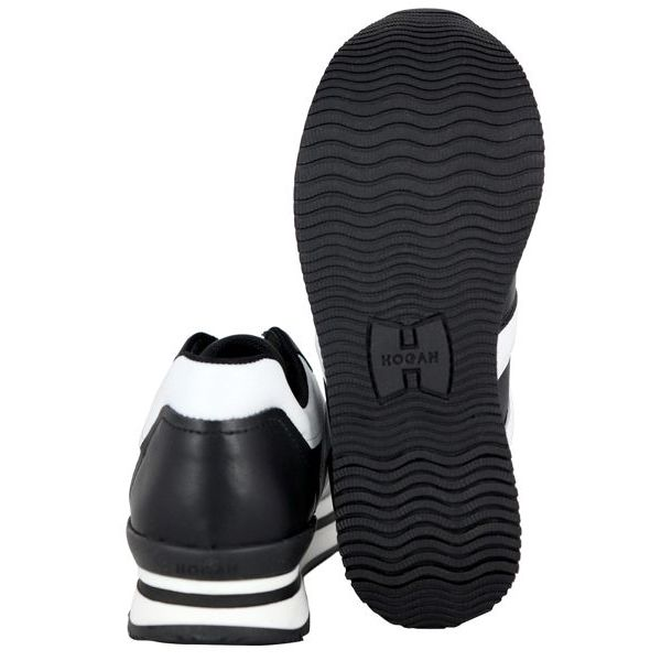Sneakers Fondo 222 Black white Hogan