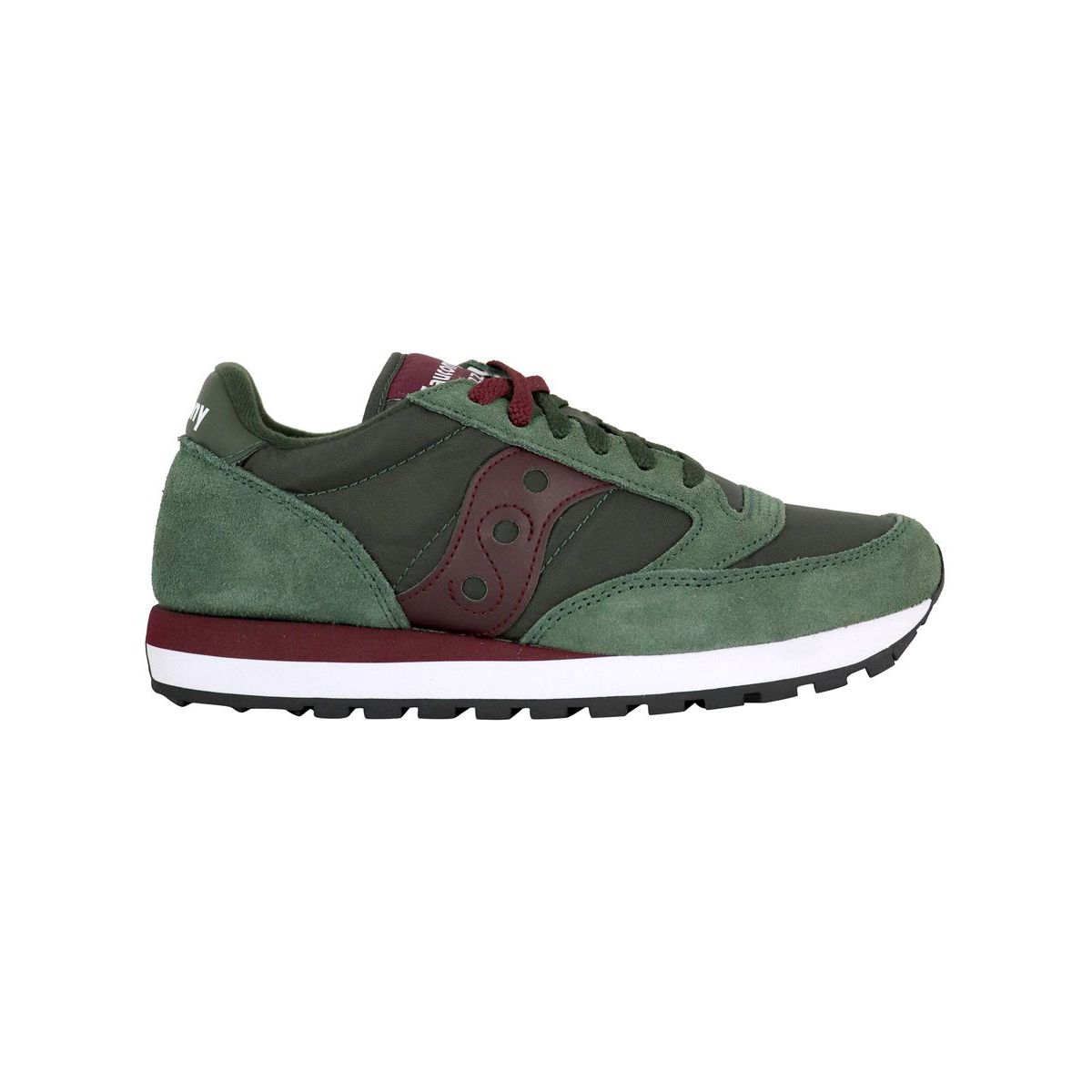 Sneakers JAZZ ORIGINALS 2044 Green Saucony