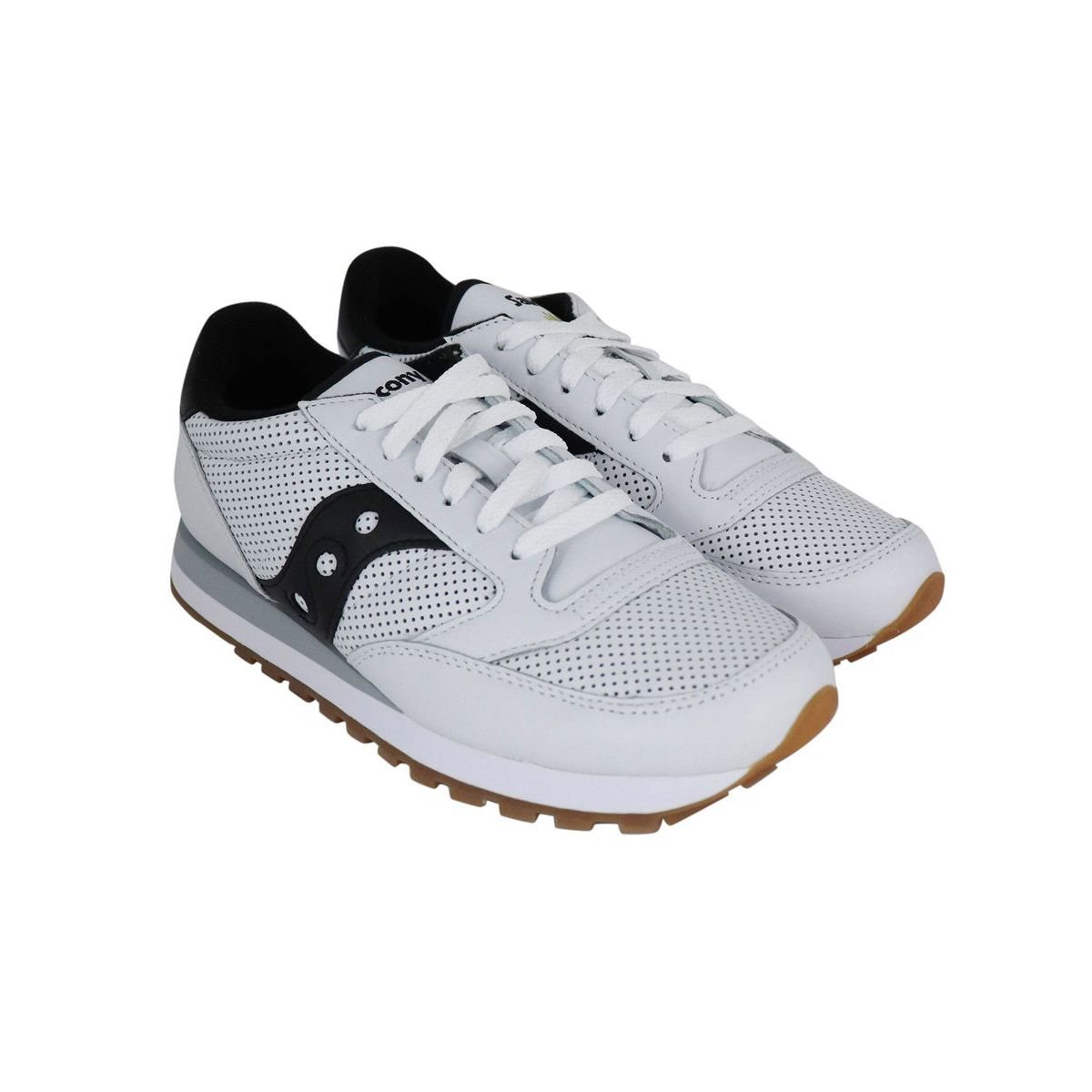 Sneakers 70461 LUXURY JAZZ ORIGINALS White Saucony