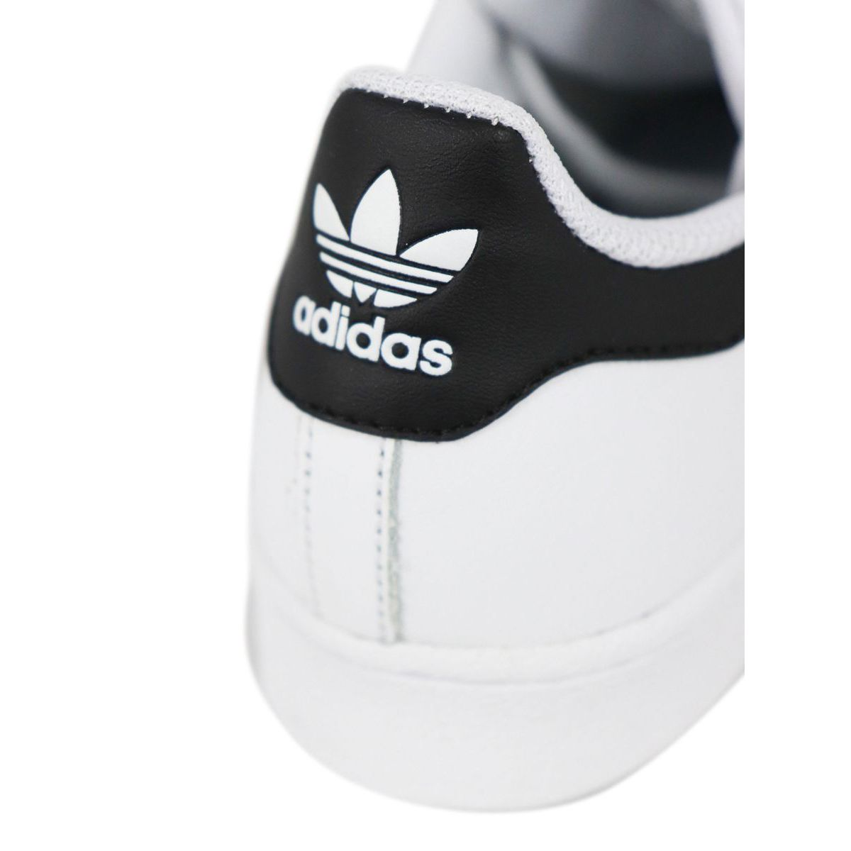 Sneakers Superstar Foundation White black Adidas