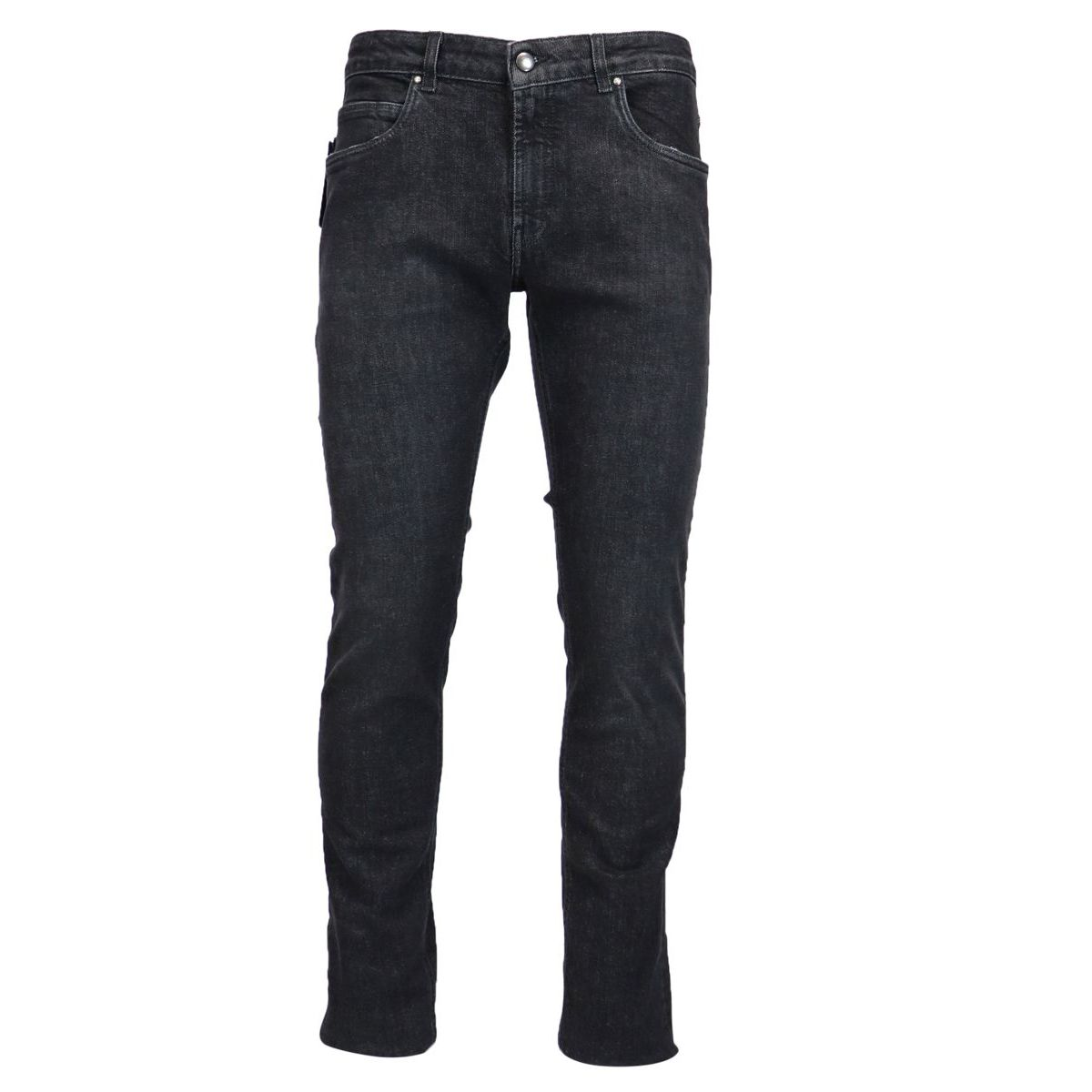 5-pocket stretch denim jeans Black Fay