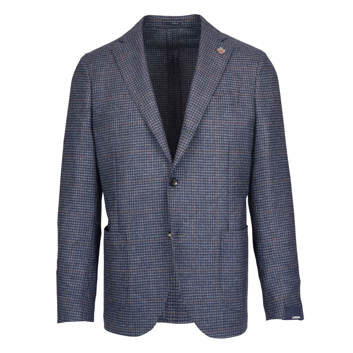 Single-breasted SLIM wool jacket Avio Lardini