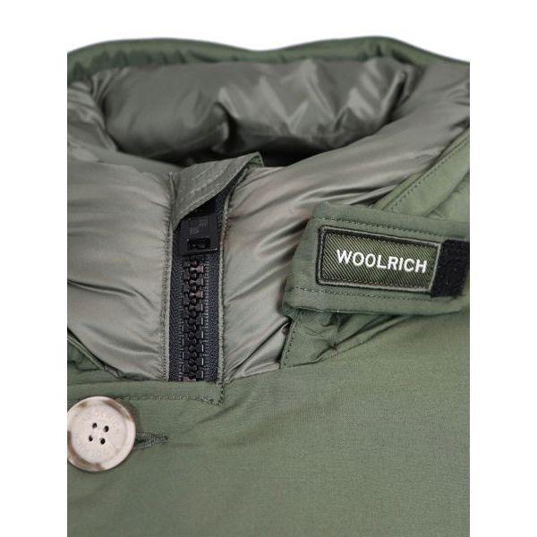 Artic Parka nf Green Woolrich