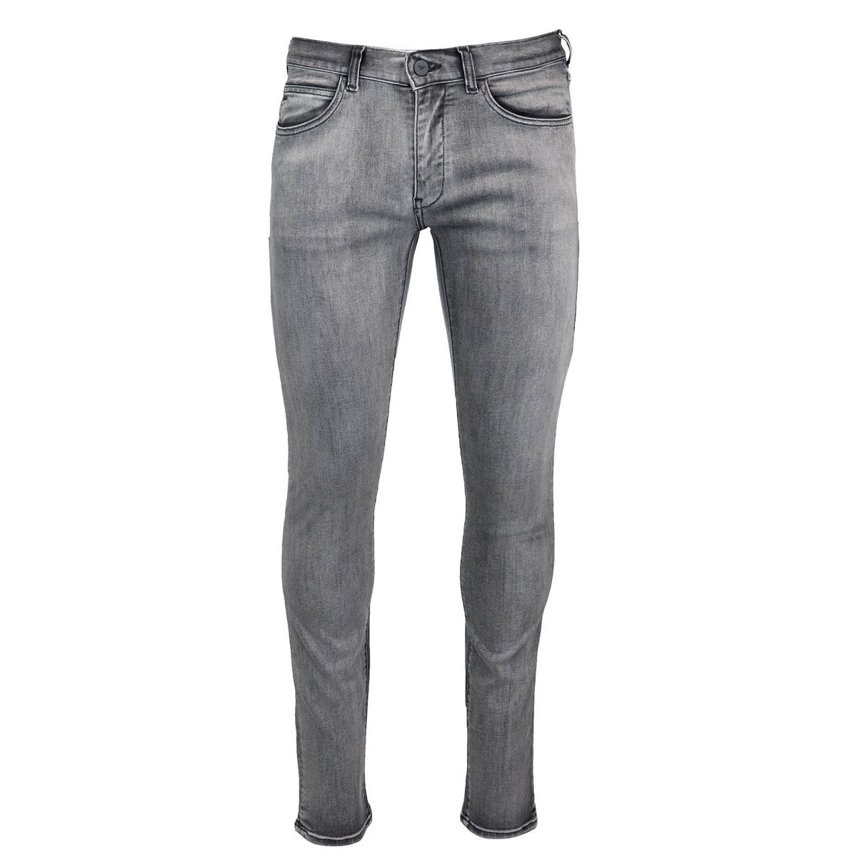 Slim stretch jeans 5 pockets Grey Emporio Armani