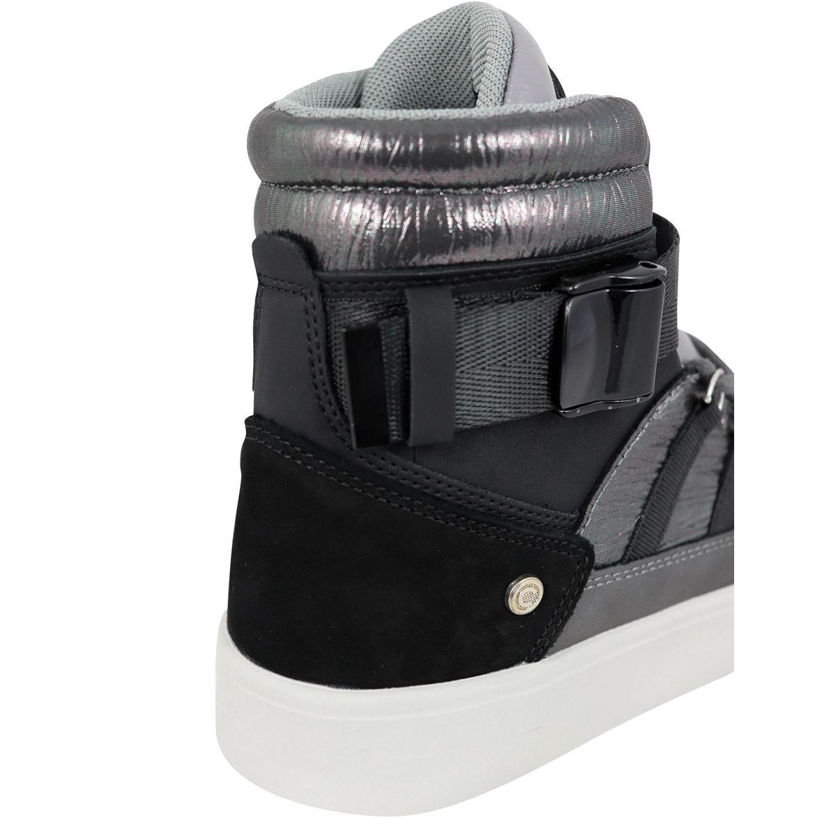 EVIE ELEMENT high sneakers Grey Colmar Shoes