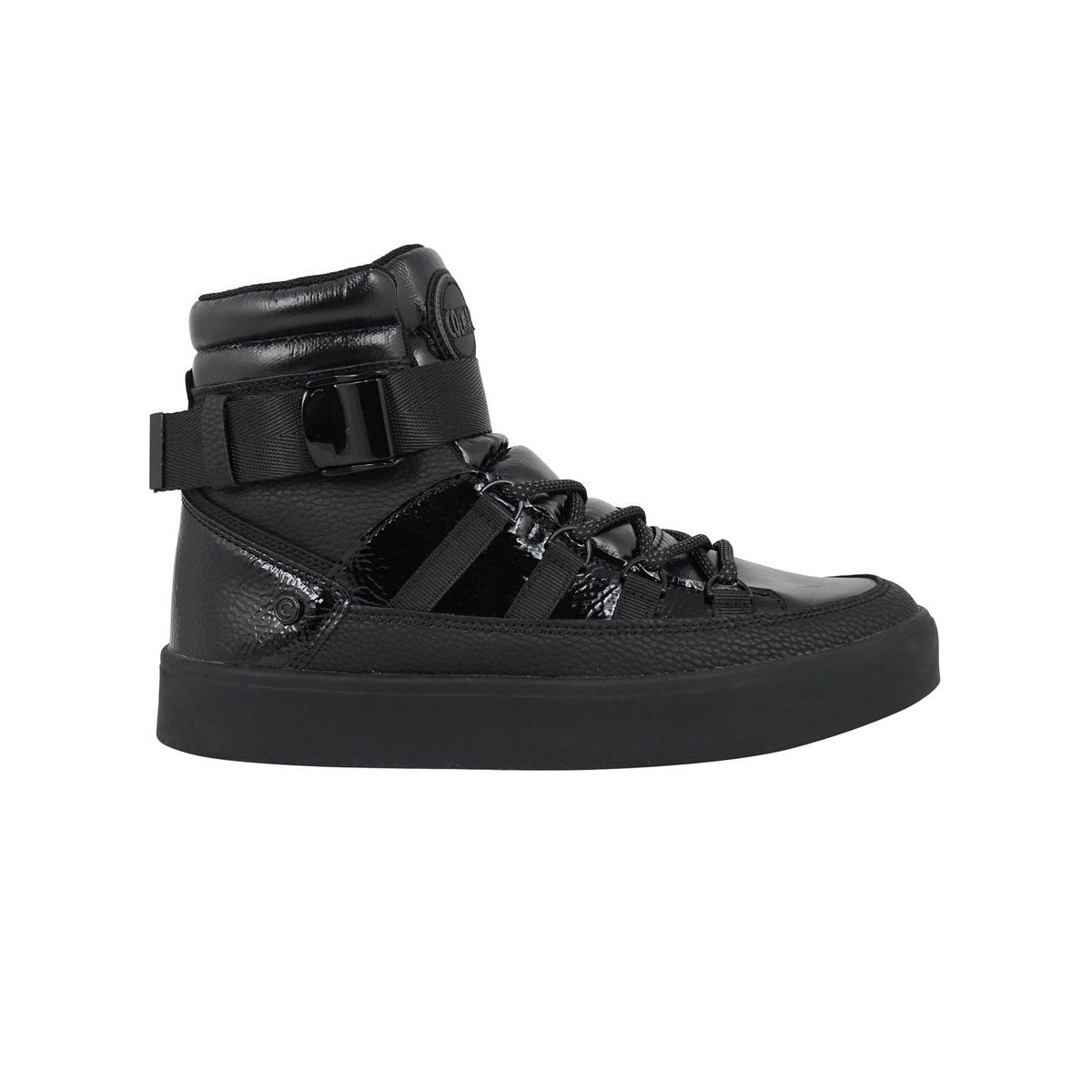 EVIE GLOSS high sneakers Black Colmar Shoes