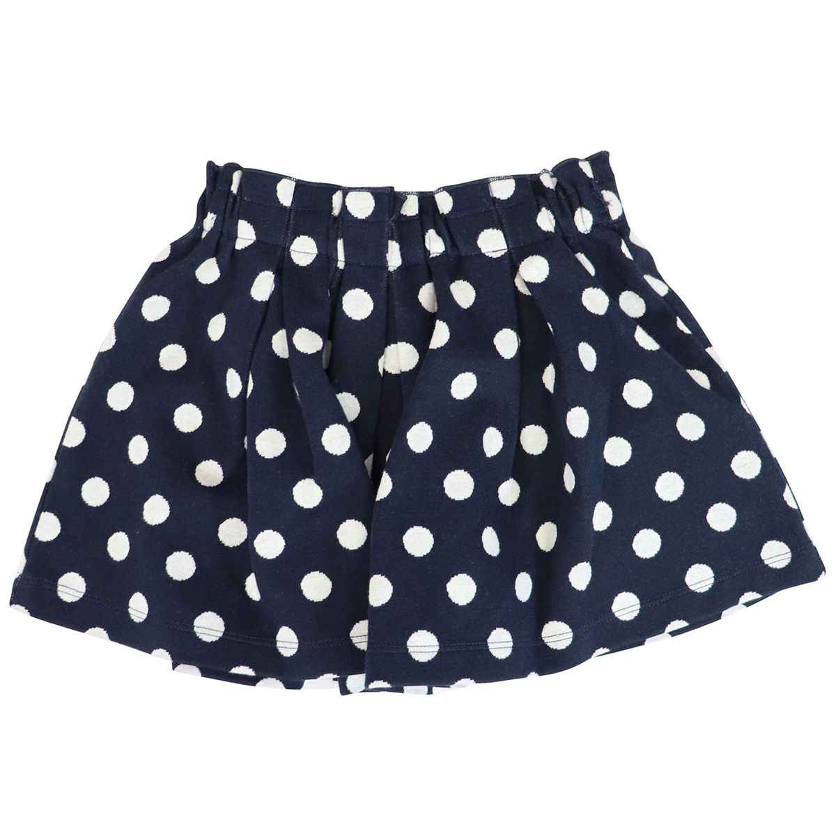 Complete long sleeve t-shirt and polka dot skirt White / blue Liu Jo