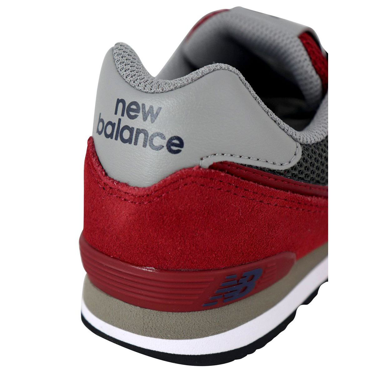 Sneakers GC574FNB Red blue New Balance