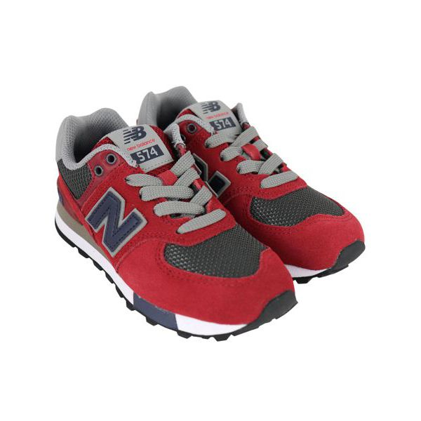Sneakers PC574FNB Red blue New Balance
