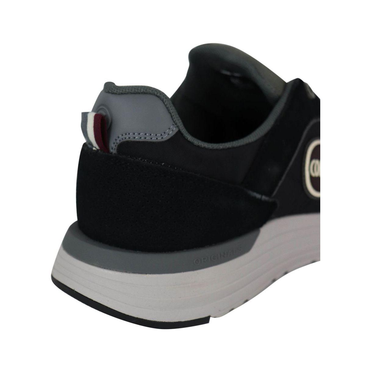 Sneakers Tones Black / gray Colmar Shoes