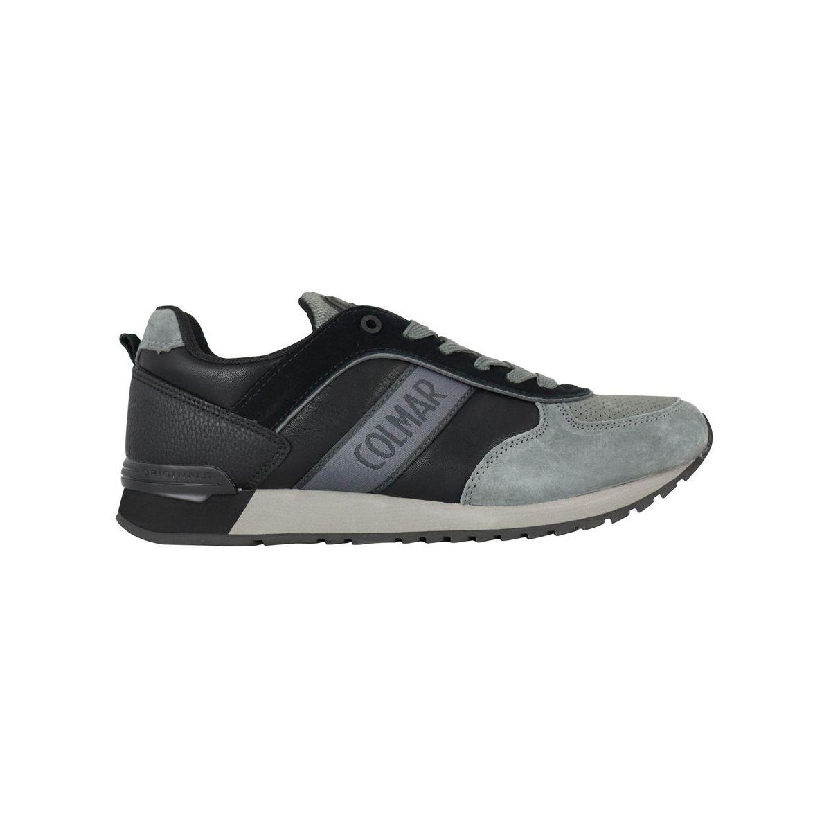 Runner Prime Sneakers Black / gray Colmar Shoes