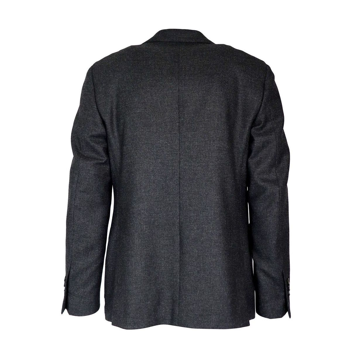 Semi-lined wool jacket SPECIAL LINE Anthracite Lardini