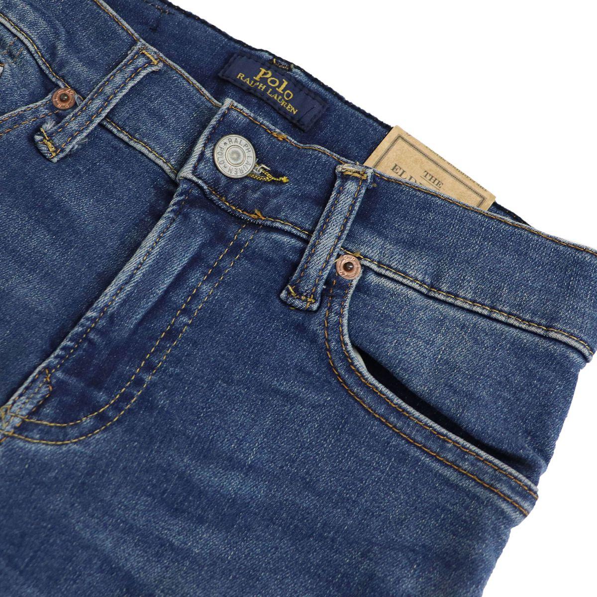 5-pocket used denim jeans Medium denim Polo Ralph Lauren