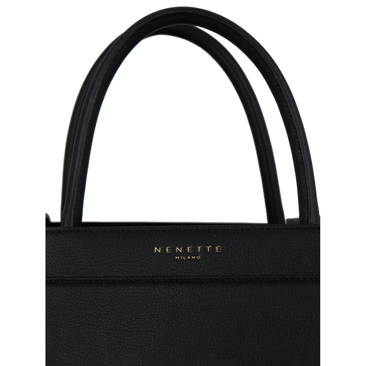 UPUPA bag with shoulder strap Black Nenette