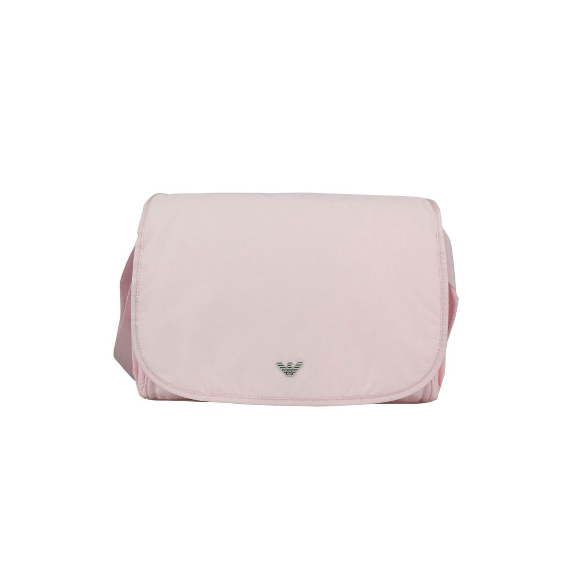 Newborn bag with accessories Pink Emporio Armani