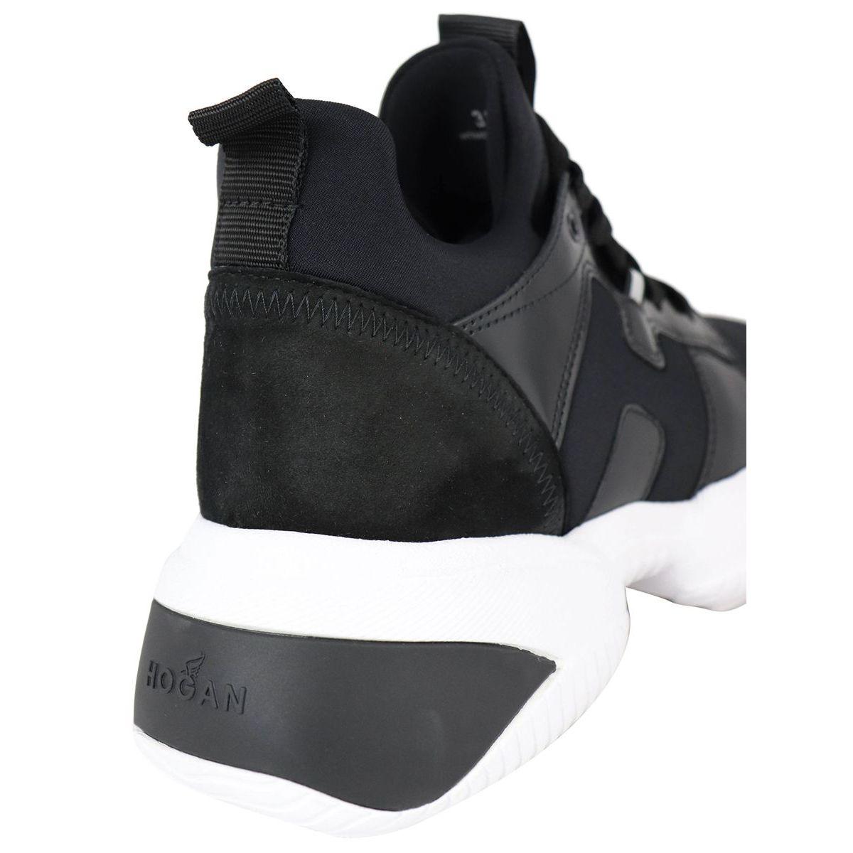 Sneakers INTERACTION H487 Black Hogan