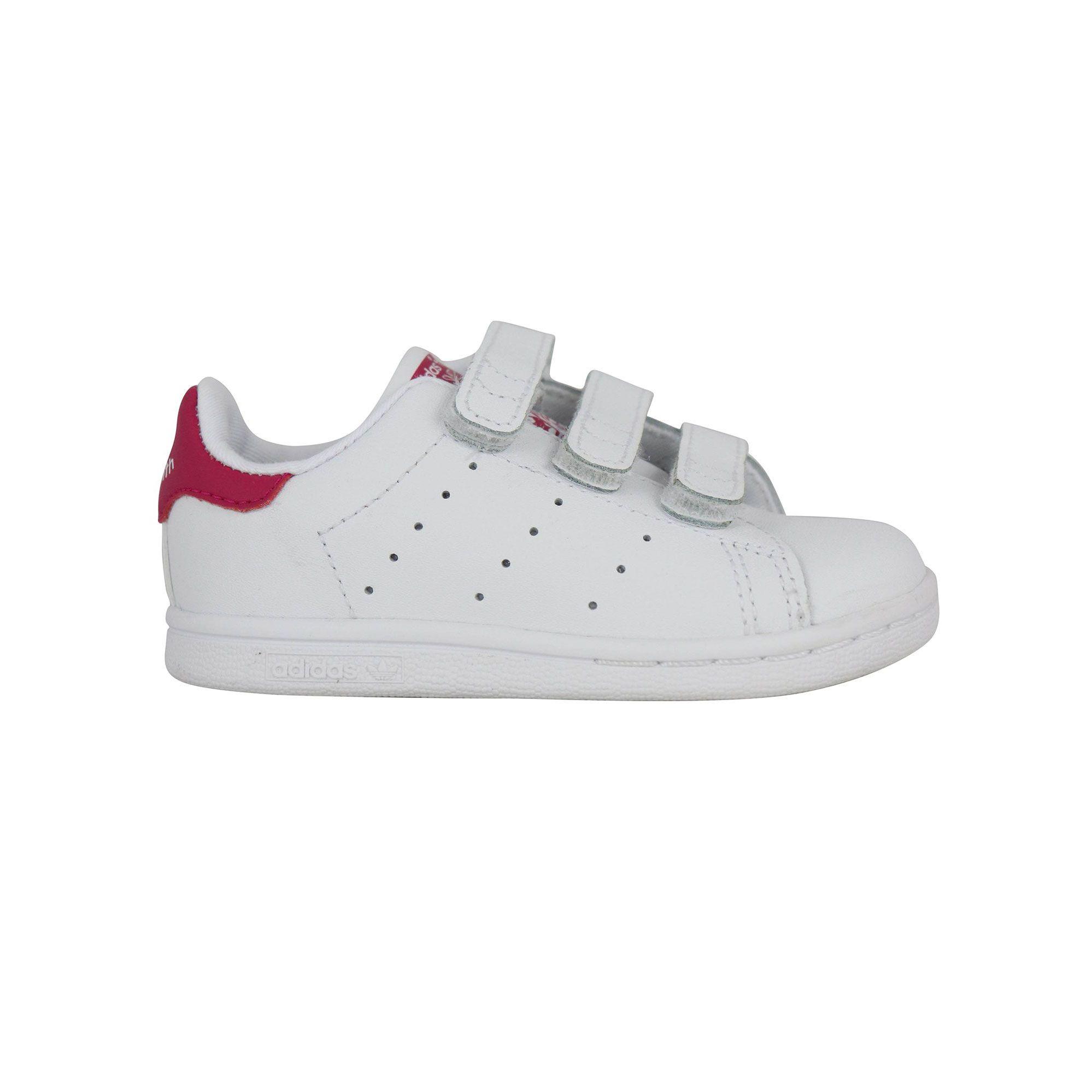 una grande varietà di modelli anteprima di consegna gratuita Sneakers BZ0523 STAN SMITH Bianco/fuxia, Adidas bz0523 stan smith ...