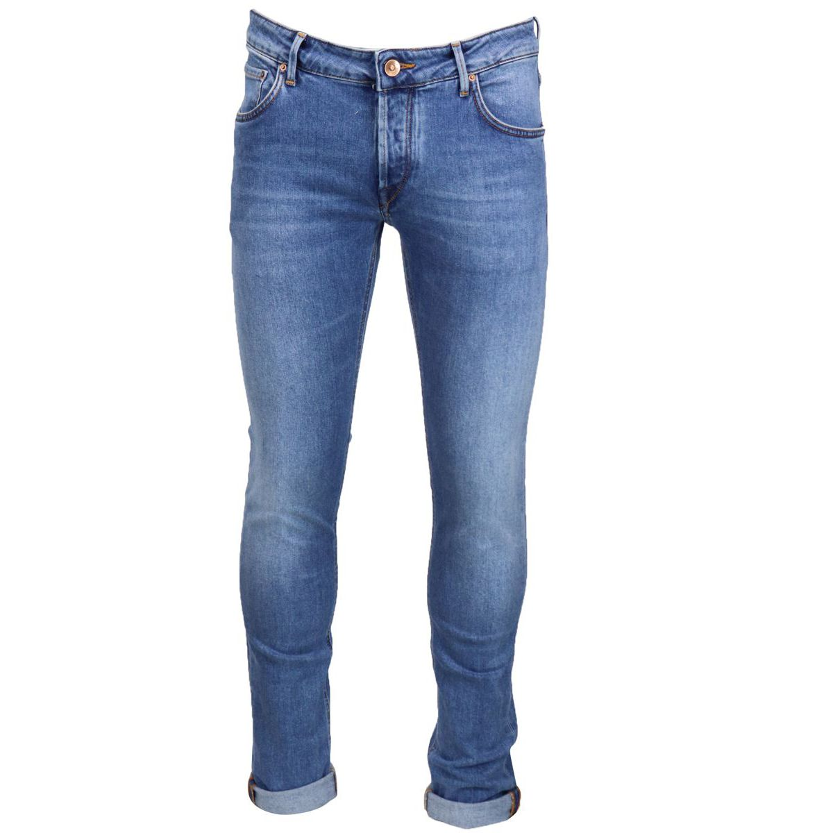 Slim stretch jeans Light denim HAND PICKED