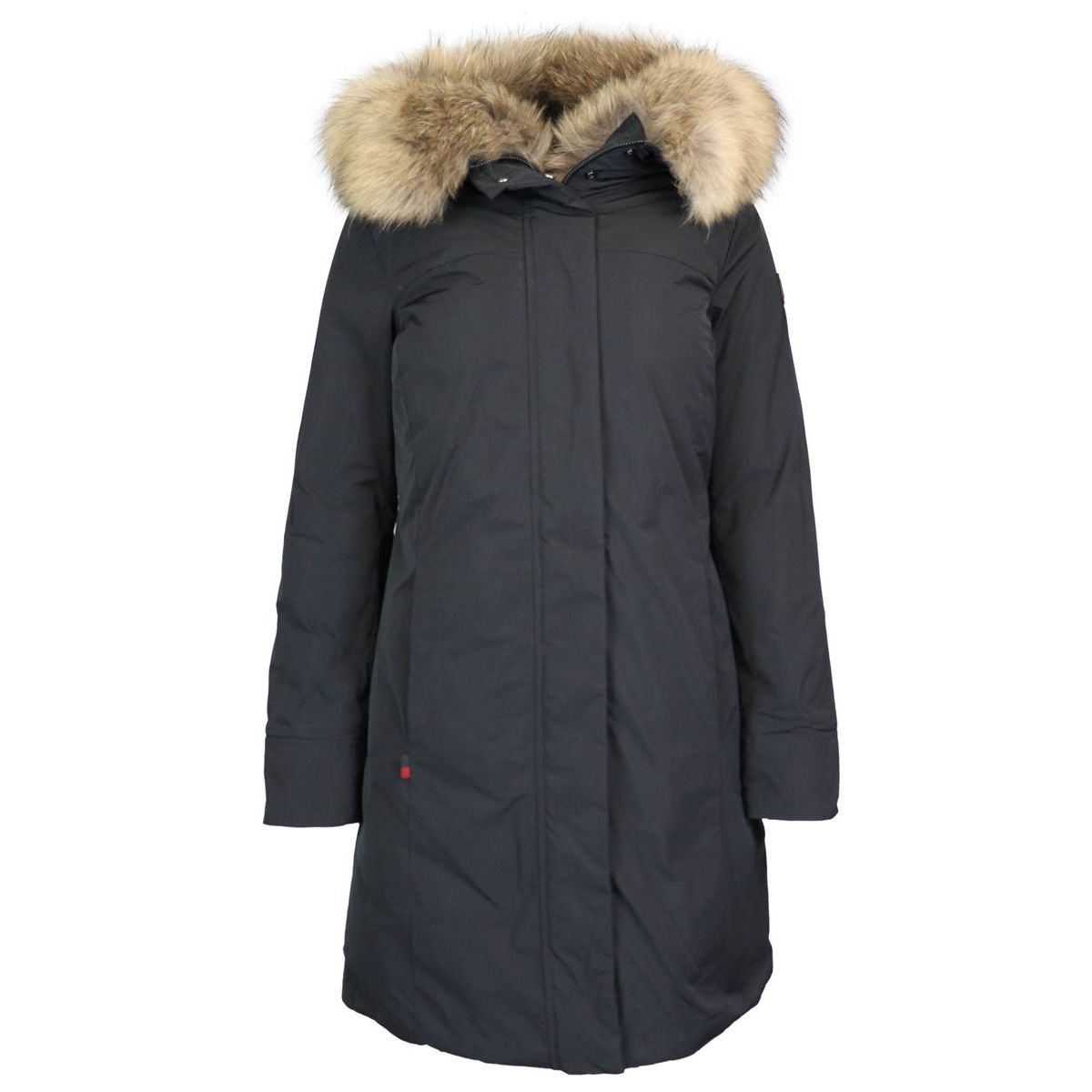 Parka LUXURY BOULDER Black Woolrich