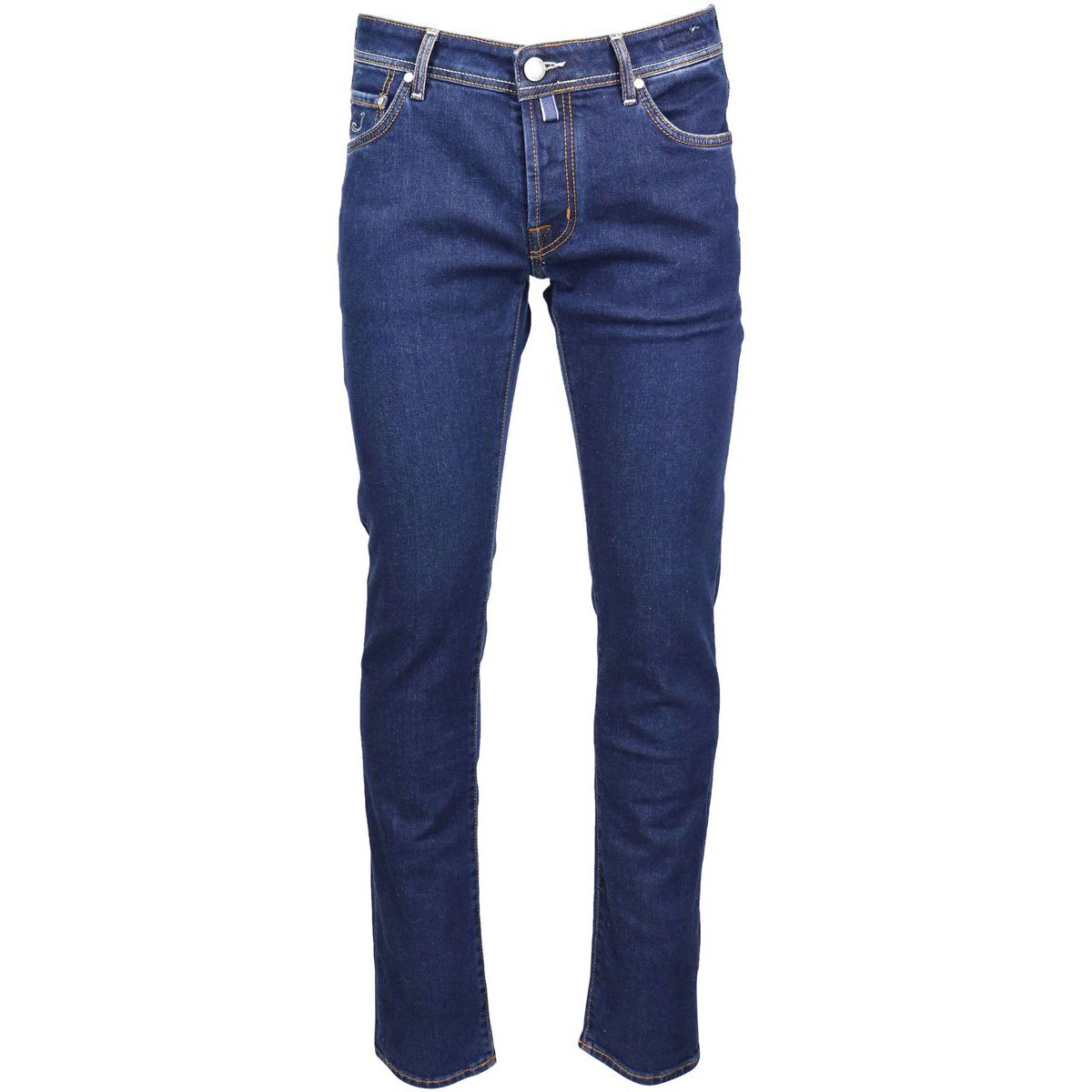 5-pocket stretch jeans in dark denim Dark denim Jacob Cohen