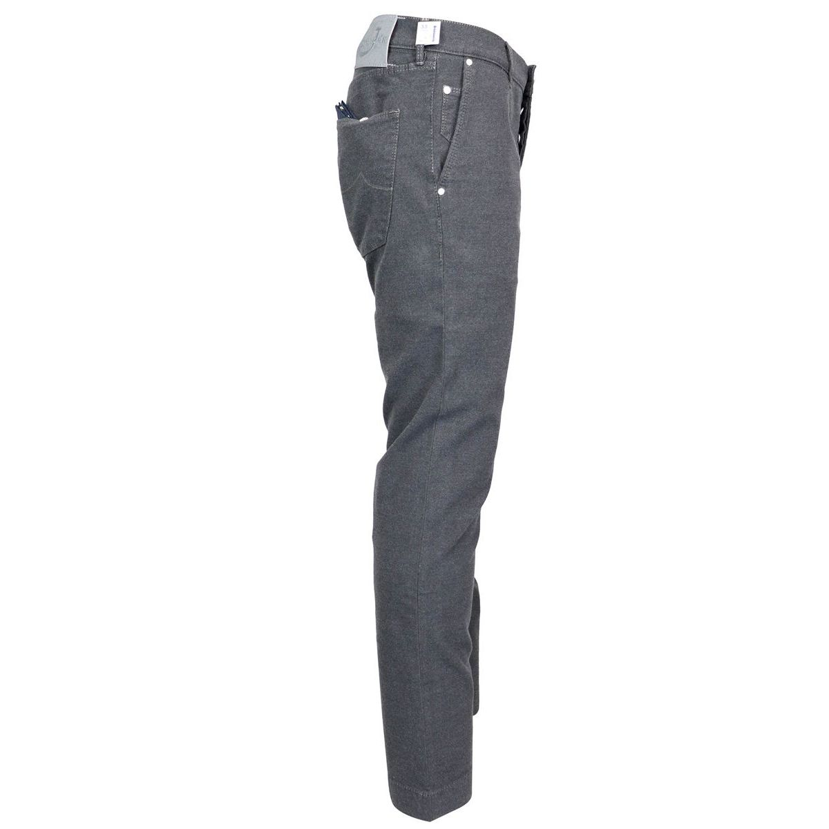 Elasticated trousers pocket america J676 COMF 01719 Anthracite Jacob Cohen